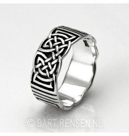 Silver Celtic Ring