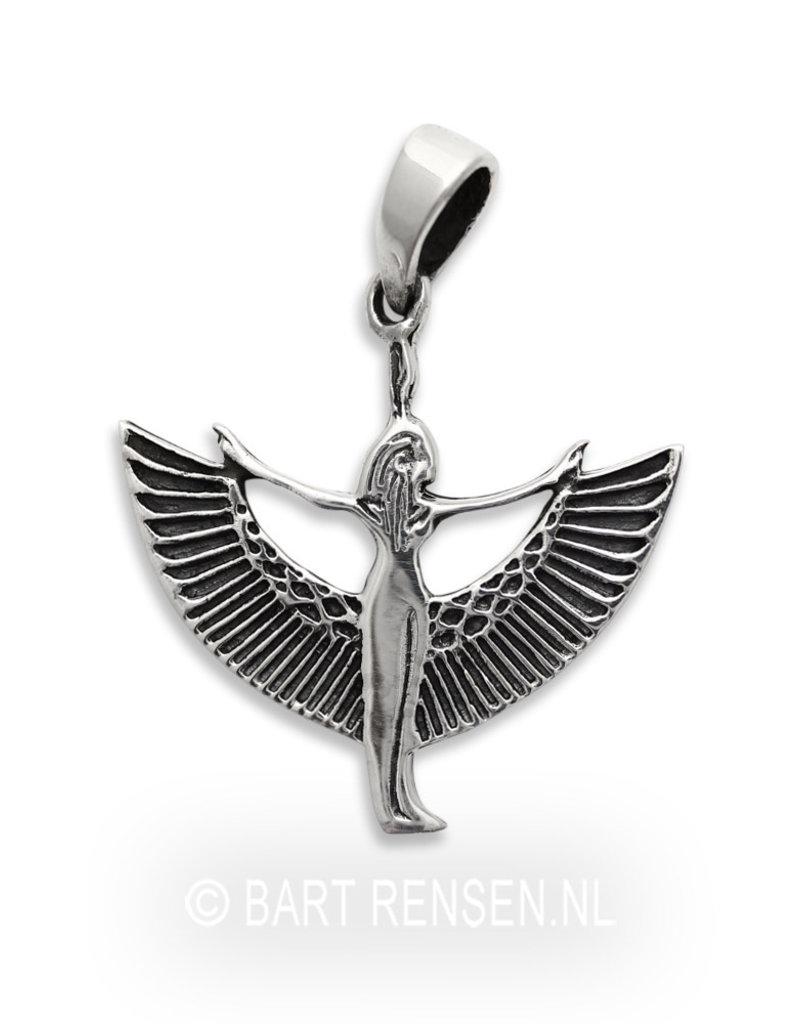 Isis hanger - echt zilver