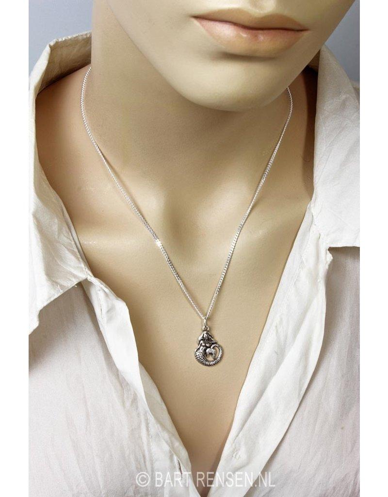 Mermaid Earrings - sterling silver