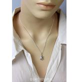 Turtle Earrings - sterling silver