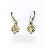 Golden  Ear hooks with hinge