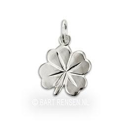 Four Leaf Clover pendant - silver
