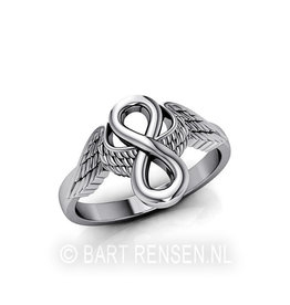 Lemniscate Angel Ring
