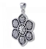 Chakra hanger - echt zilver