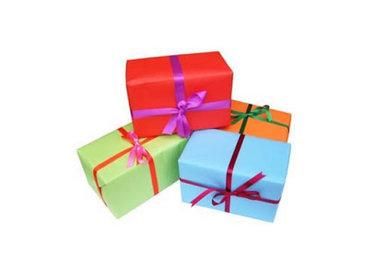 Santa Claus presents below € 20,-