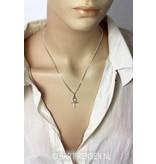 Ankh pendant - sterling silver