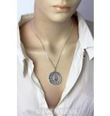 Horoscoop hanger - echt zilver