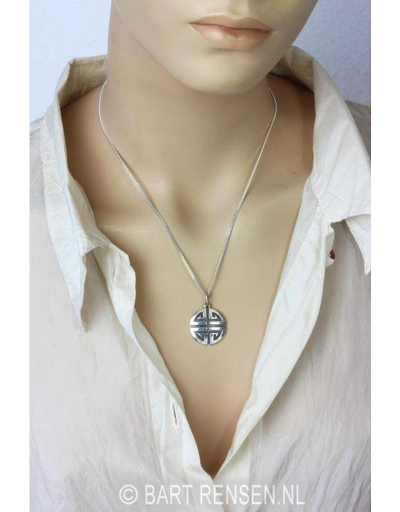 Shou hanger - echt zilver
