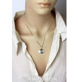 Forehead Chakra pendant - 14 carat gold