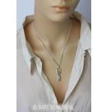 Mother Goddess pendant - 14 carat gold