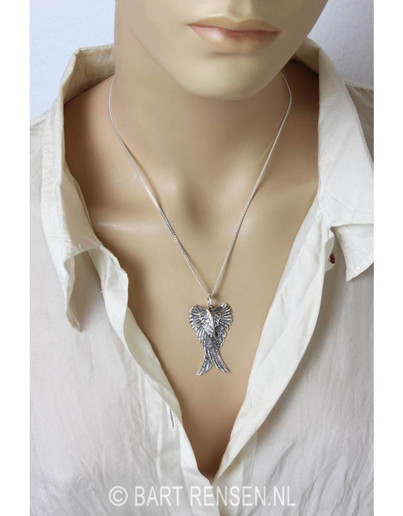 Engelen hanger - echt zilver