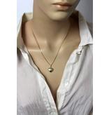Heart pendant - 14 carat gold