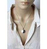 medallion - sterling silver
