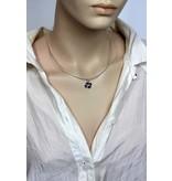 Four Leaf Clover pendant - sterling silver
