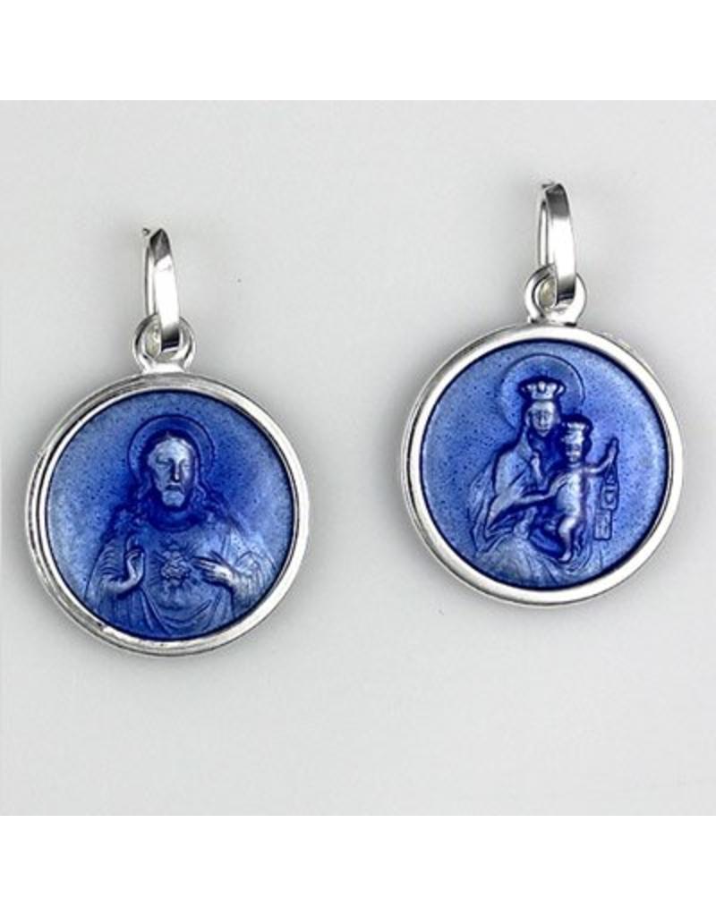 Jesus pendant - sterling silver