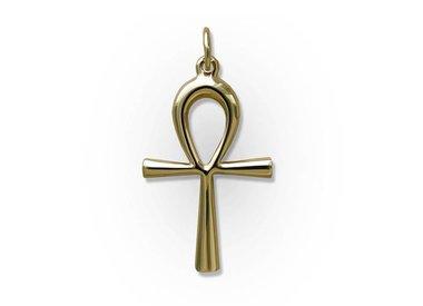 Golden Ankh pendants