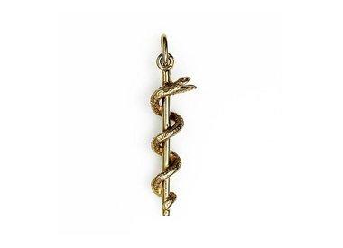 Gouden Symbolische hangers