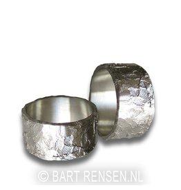 Trouwringen - zilver