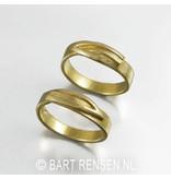 Wedding rings- 14 carat gold
