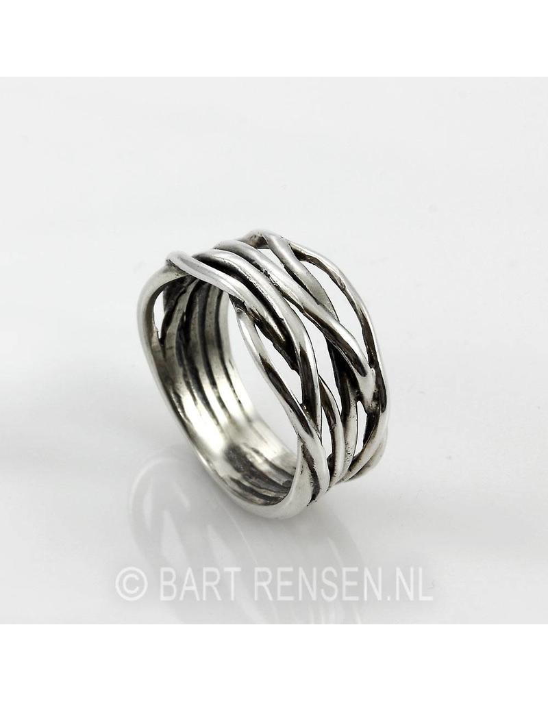Ring - sterling silver