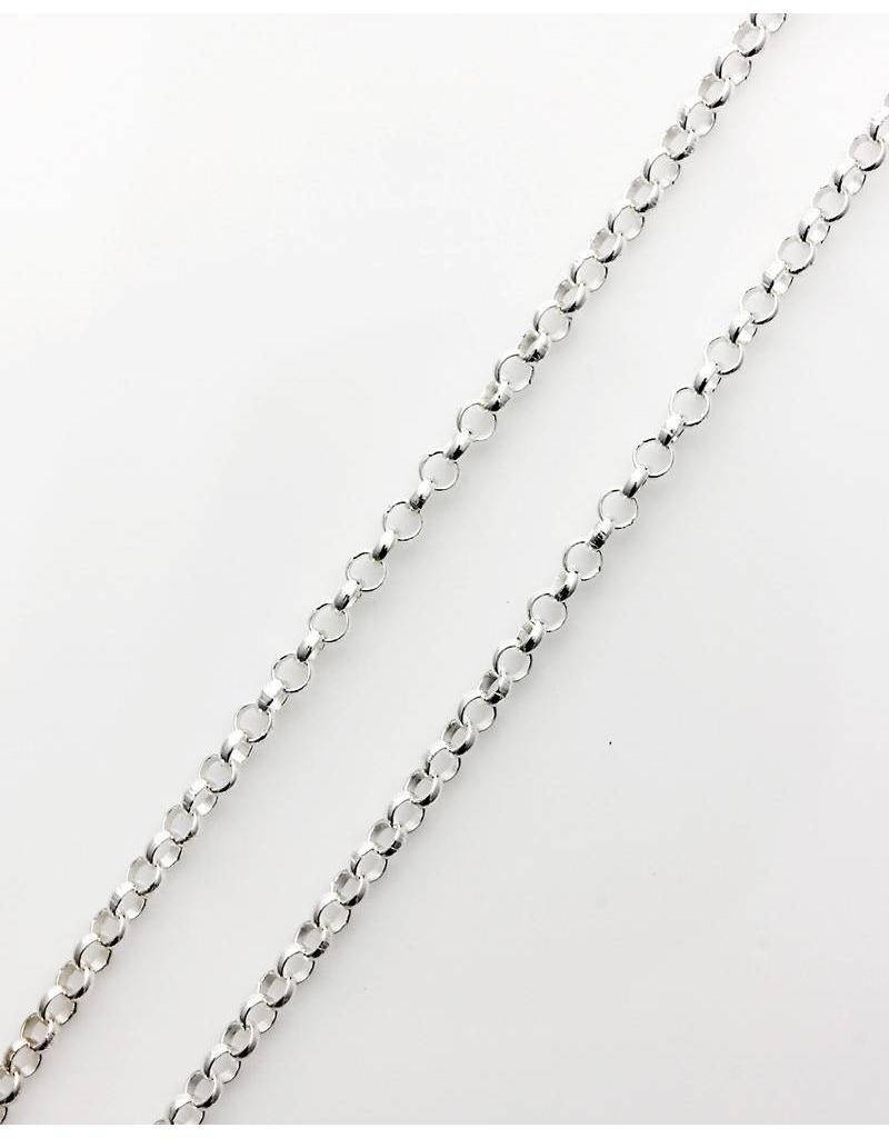 Jasseron Ketting - echt zilver