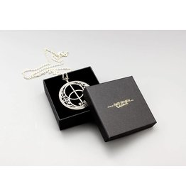 Pendant box with logo print 60 x60 mm