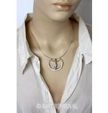 Godin hanger - echt zilver