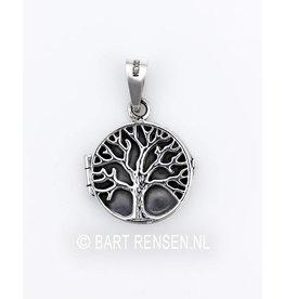Medaillon Tree of Life - silver