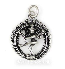 Shiva hanger - zilver