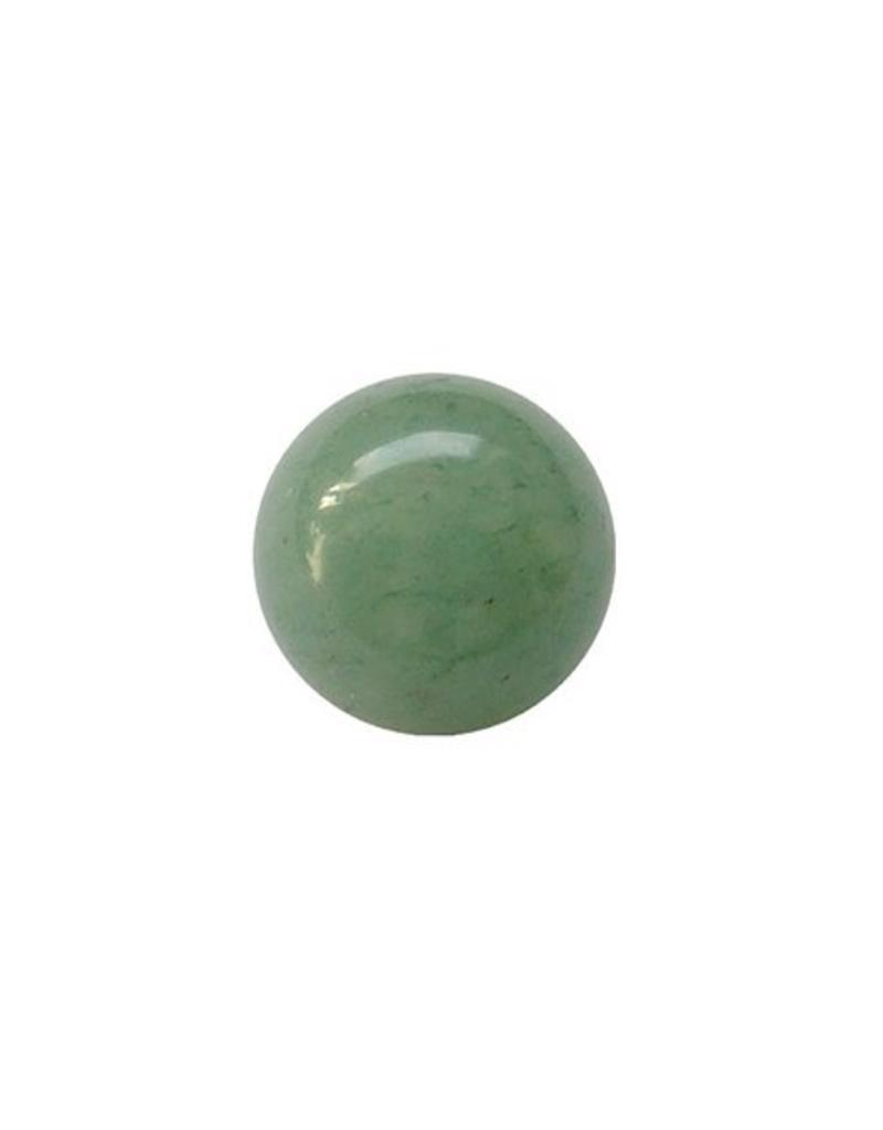 Crystal Ball pendant - 14 carat gold
