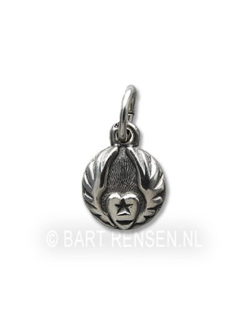 Sufi pendant - real silver