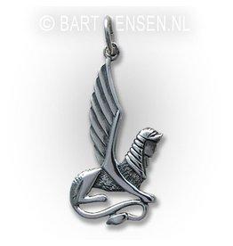 Spfinx pendant - Silver