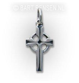 Zilveren Keltisch Kruisje