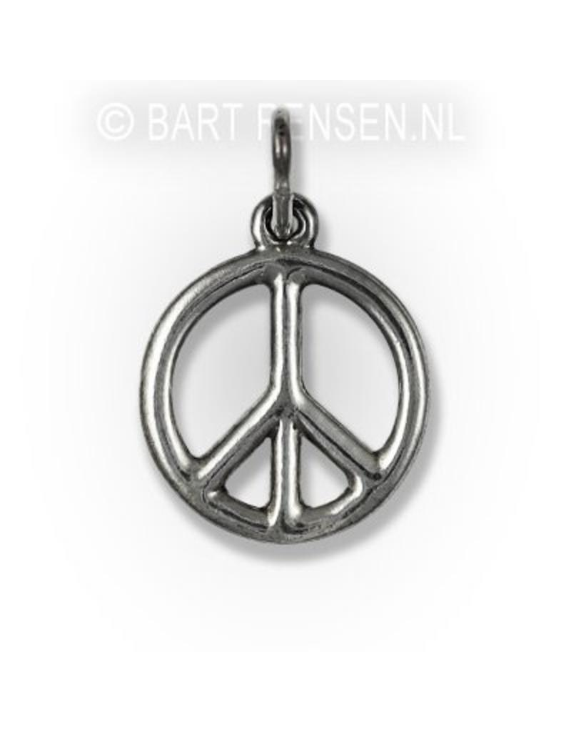 Peace Pendant - sterling silver