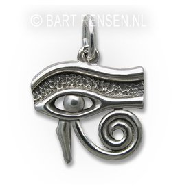 Horus-eye pendant (left) - Silver
