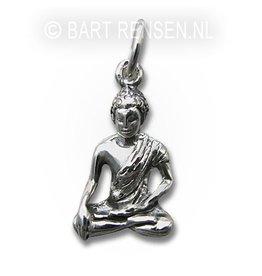 Buddha pedant - silver