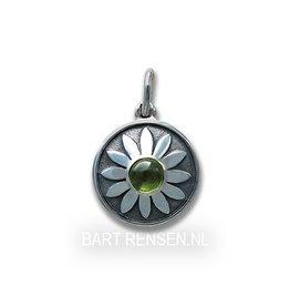 Heart Chakra pendant with gemstone
