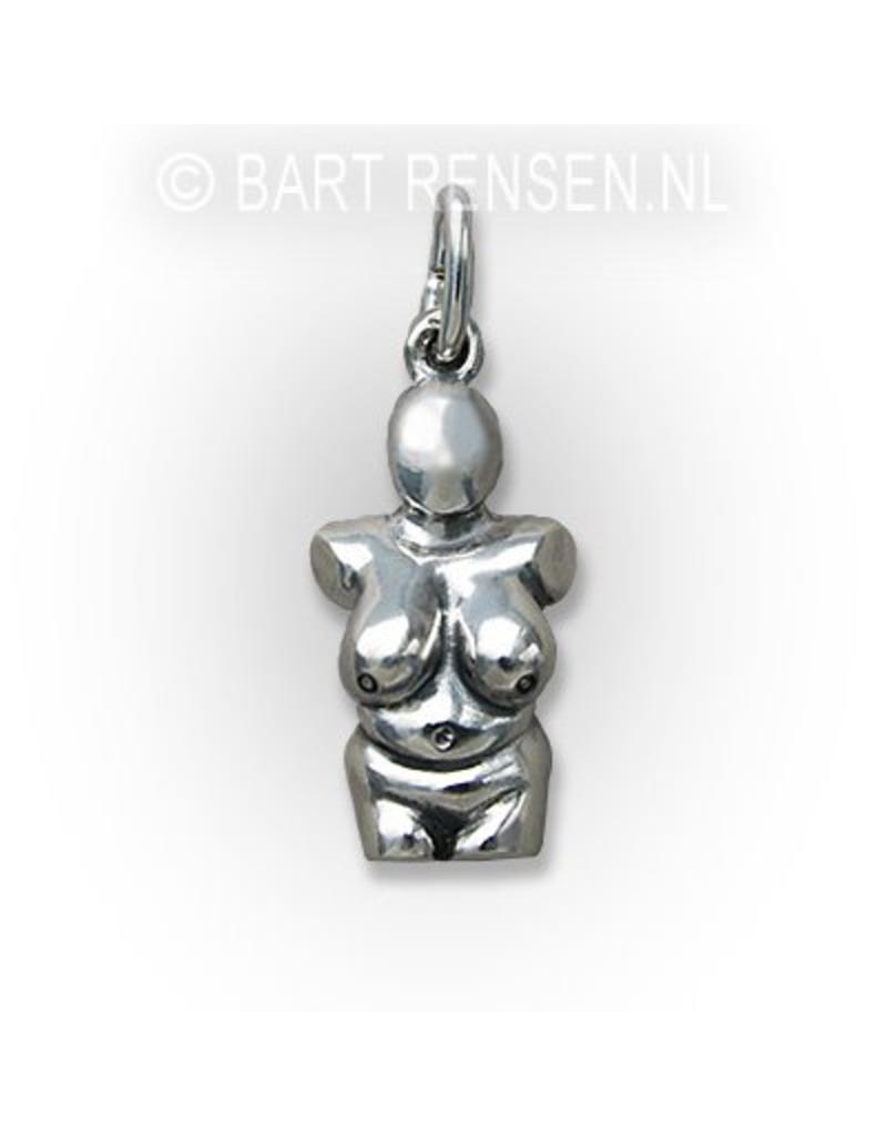 Venus Pendant - sterling silver