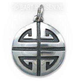 Shou hanger - zilver