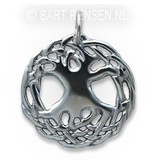 Celtic Tree of Life pendant - sterling silver