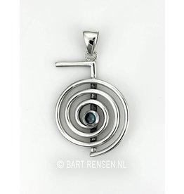 Choku Rei pendant - silver