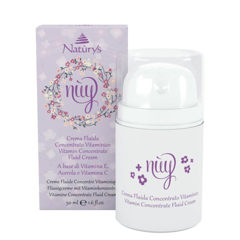 Naturys Vitamin Concentrated Fluid Cream 50 ml