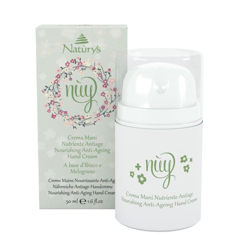 Naturys Nourishing Anti-Aging Hand Cream 50 ml