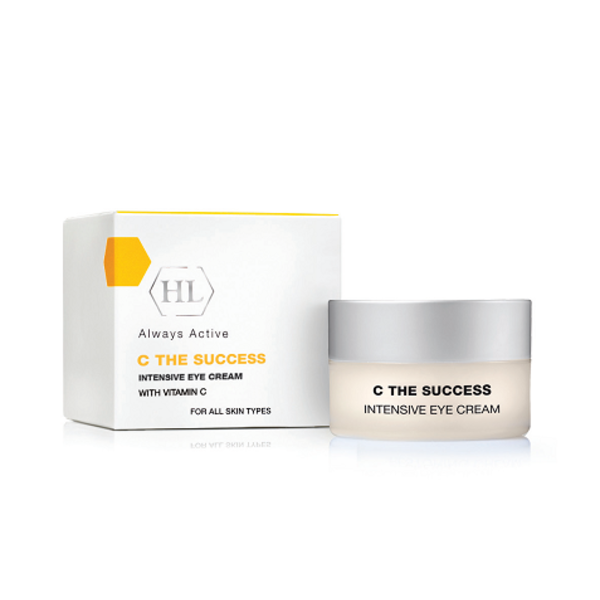 HL Cosmetics HL Cosmetics Intensive Eye Cream 15 ml C The Succes