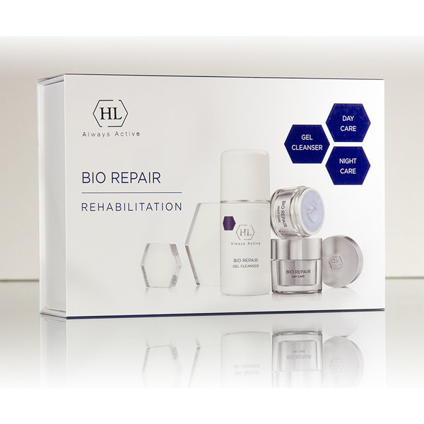 HL Cosmetics HL Cosmetics Bio Repair Rehabilitation Kit met 3 producten