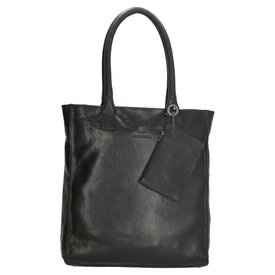 Micmacbags Golden Gate shopper zwart