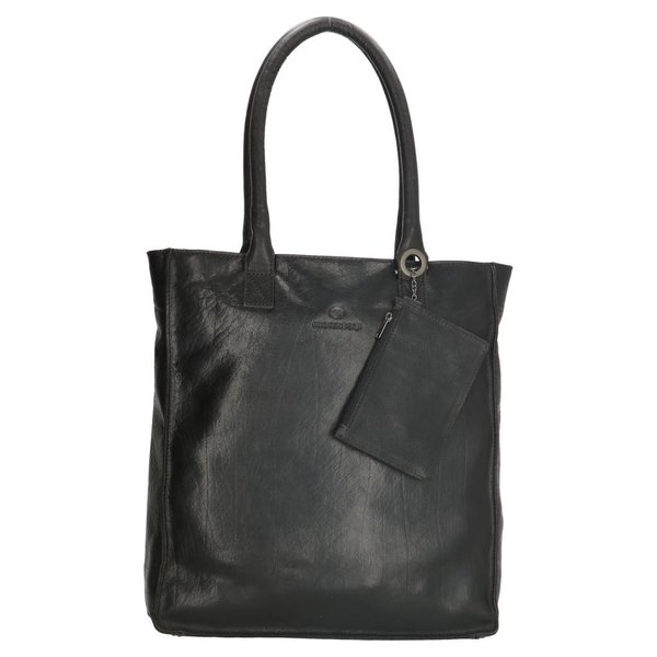 MicMacbags Micmacbags Golden Gate shopper zwart