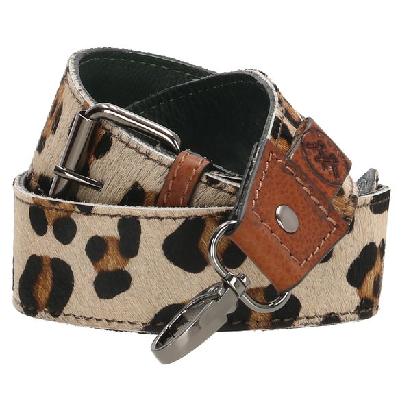 MicMacbags Micmacbags losse strap leopard