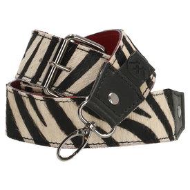 MicMacbags Micmacbags losse strap  zebra