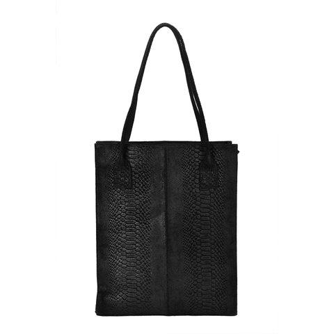 DSTRCT Portland Road shopper hoog zwart